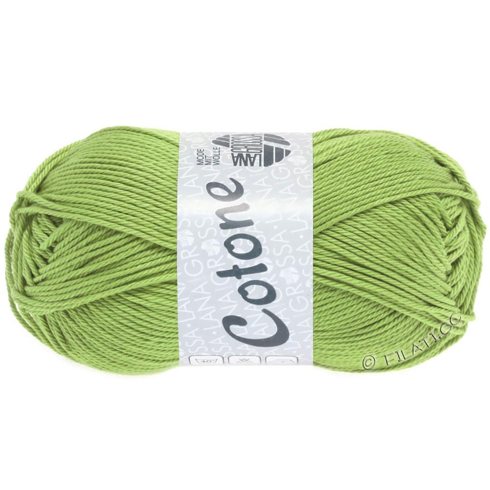 Lana Grossa COTONE | 73-beau vert