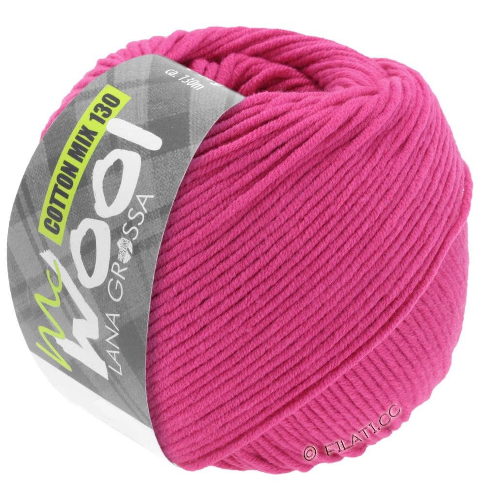 Lana Grossa COTTON MIX 130 (McWool) | 105-rose vif