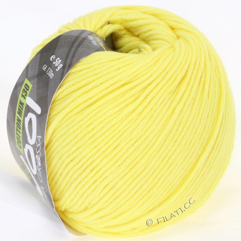 Lana Grossa COTTON MIX 130 (McWool) | 108-jaune
