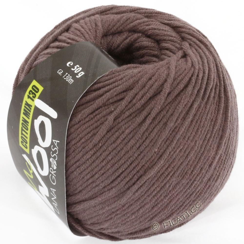 Lana Grossa COTTON MIX 130 (McWool) | 114-brun gris