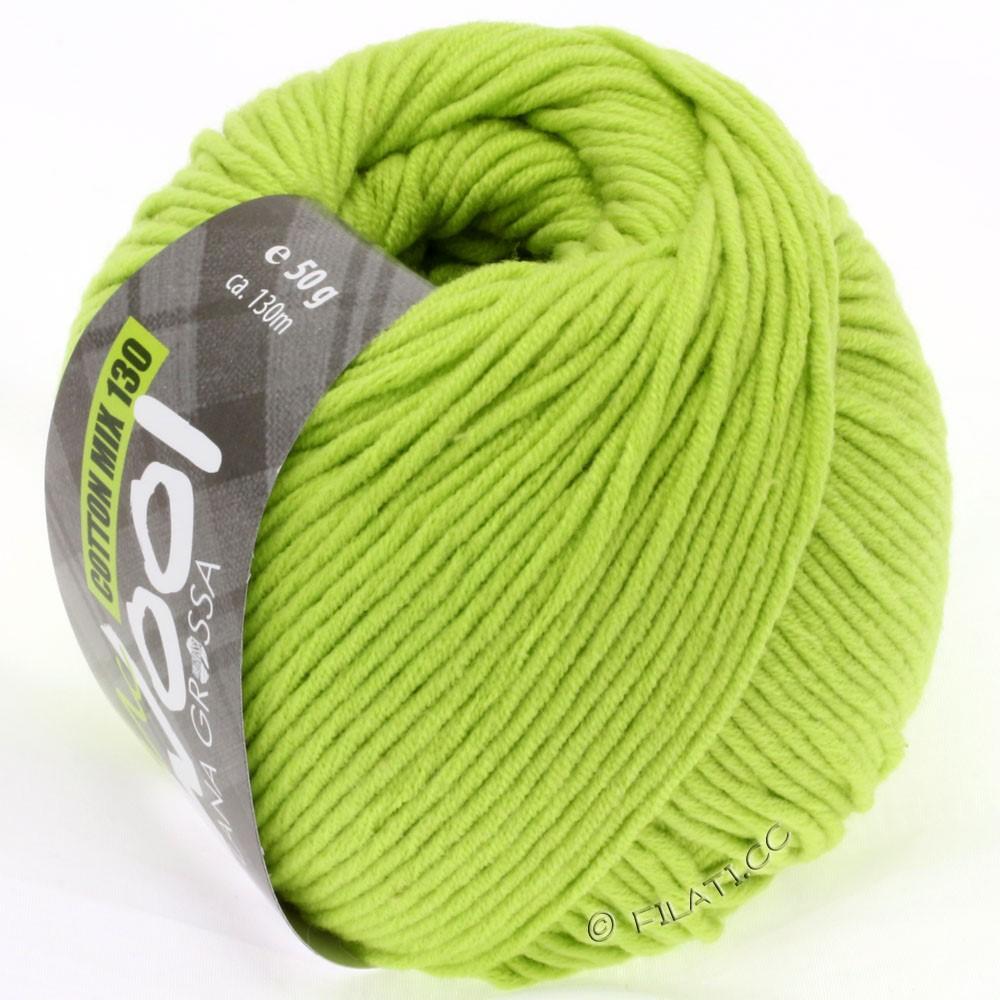 Lana Grossa COTTON MIX 130 (McWool) | 119-vert jaune