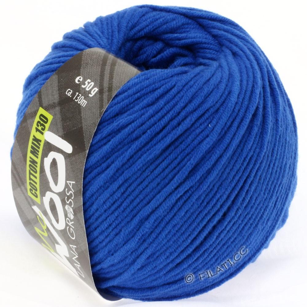 Lana Grossa COTTON MIX 130 (McWool) | 122-bleu cobalt