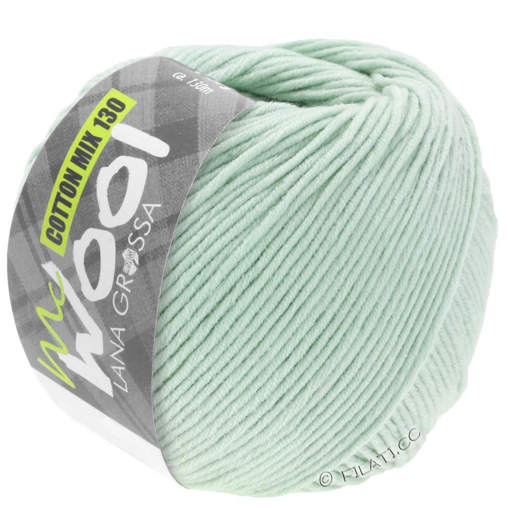 Lana Grossa COTTON MIX 130 (McWool) | 136-vert tendre