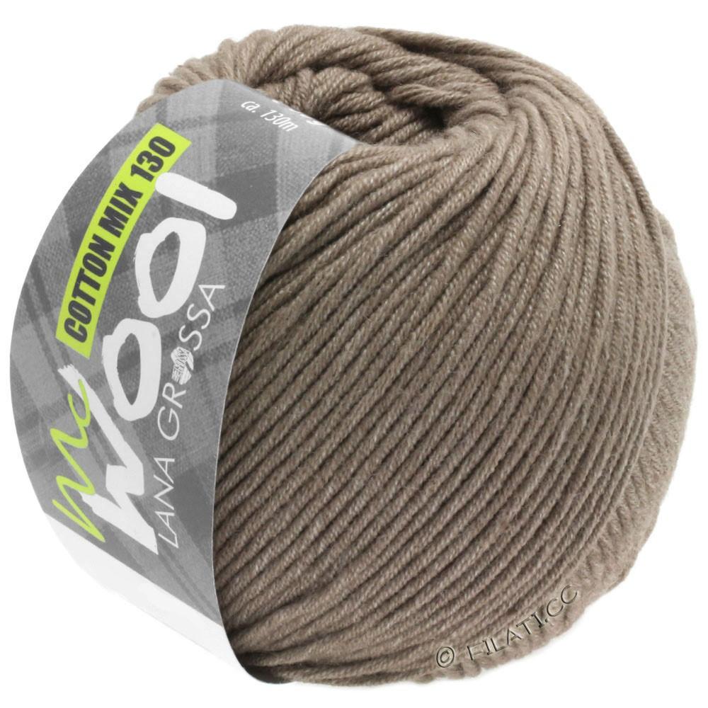 Lana Grossa COTTON MIX 130 (McWool) | 144-brun beige