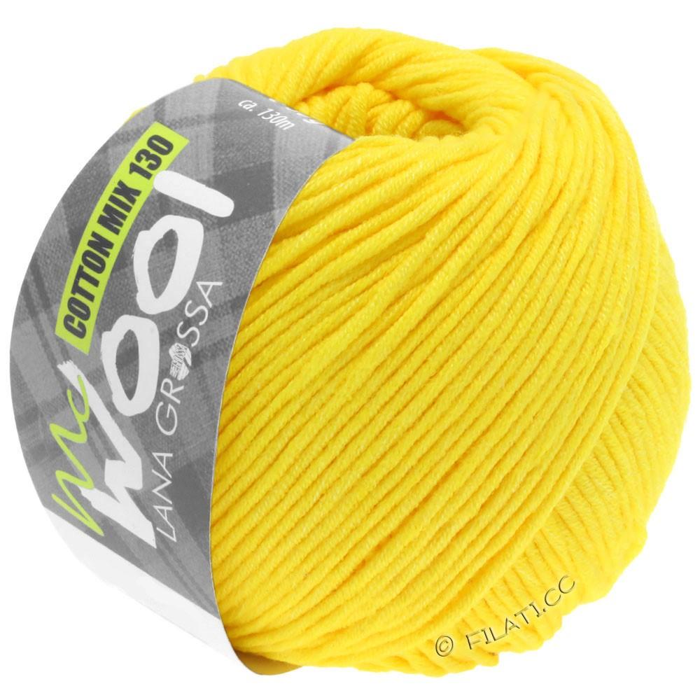Lana Grossa COTTON MIX 130 (McWool) | 151-jaune