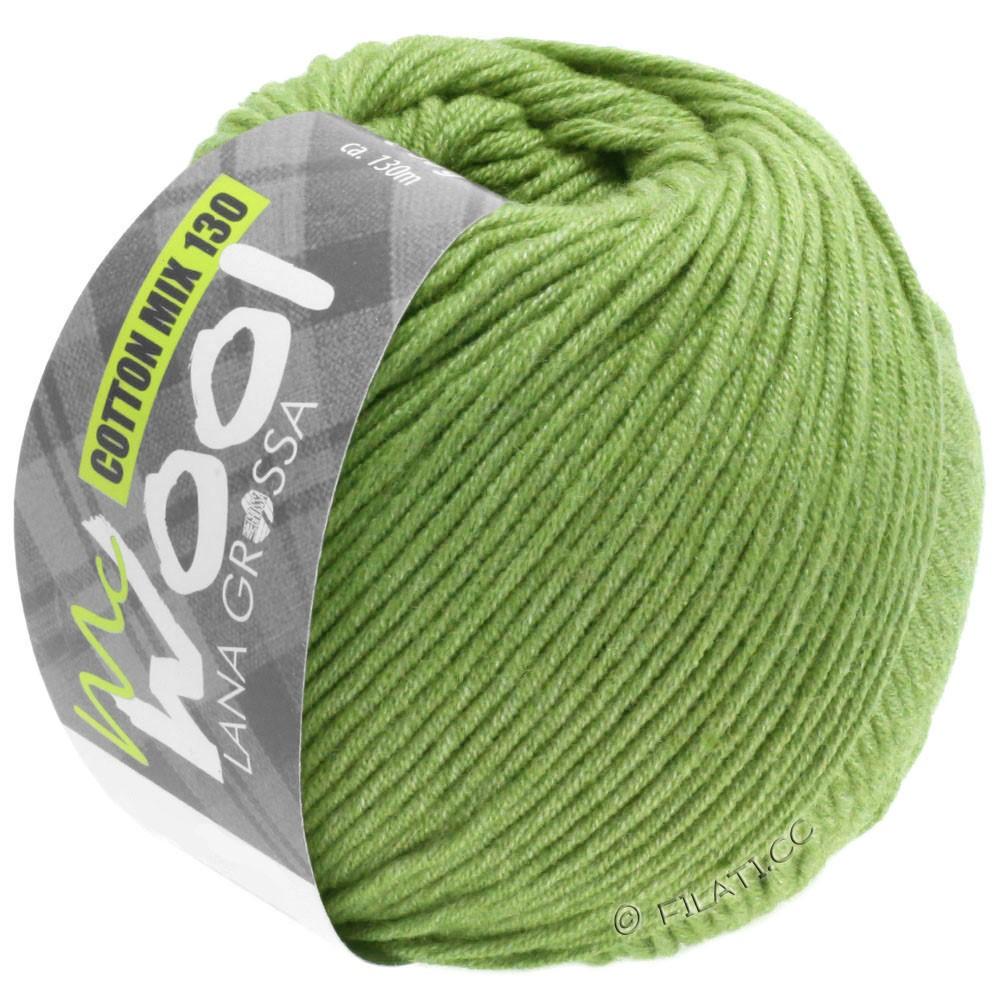 Lana Grossa COTTON MIX 130 (McWool) | 152-beau vert
