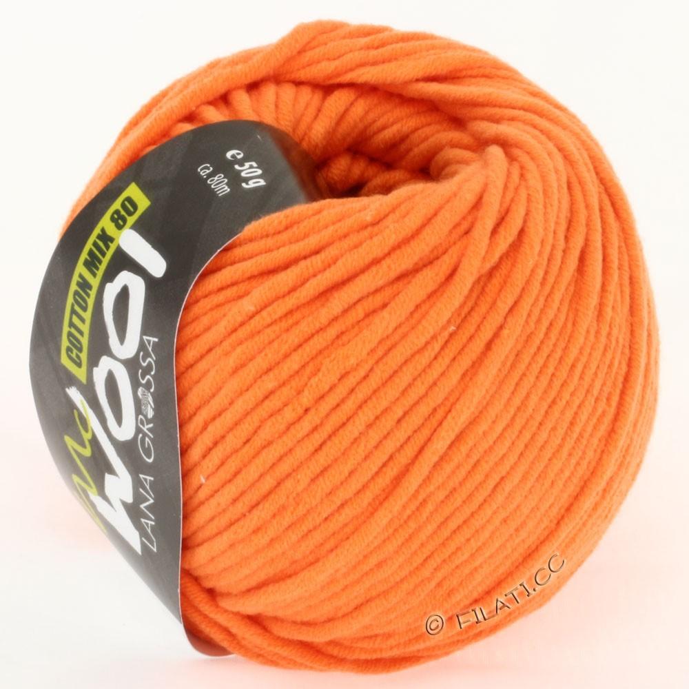 Lana Grossa COTTON MIX 80 (McWool) | 502-orange