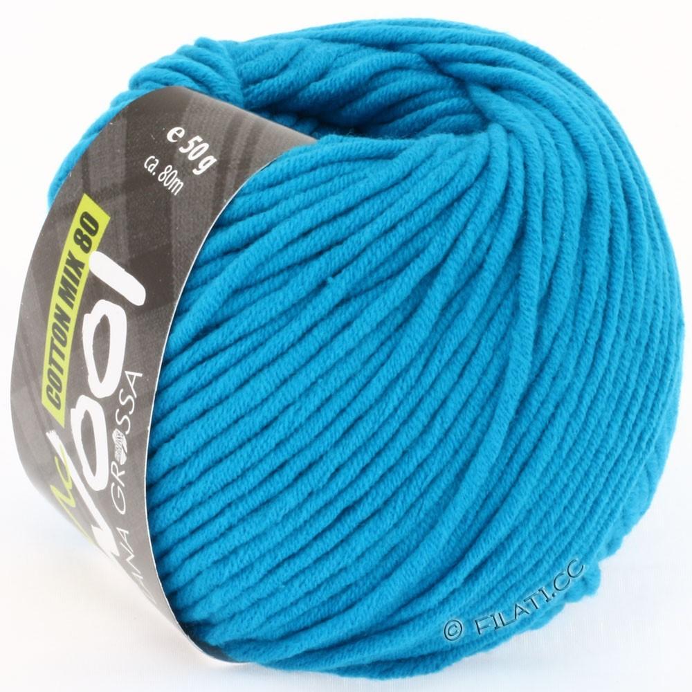 Lana Grossa COTTON MIX 80 (McWool) | 506-bleu turquoise