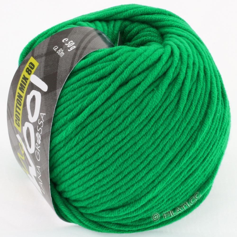 Lana Grossa COTTON MIX 80 (McWool) | 510-vert
