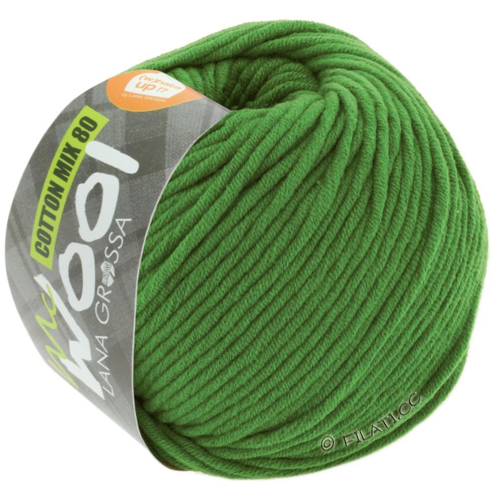 Lana Grossa COTTON MIX 80 (McWool) | 535-vert herbe