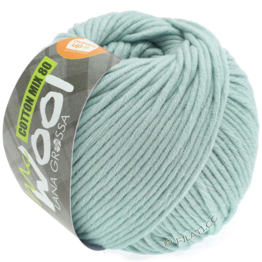 Lana Grossa COTTON MIX 80 (McWool) | 536-vert tendre