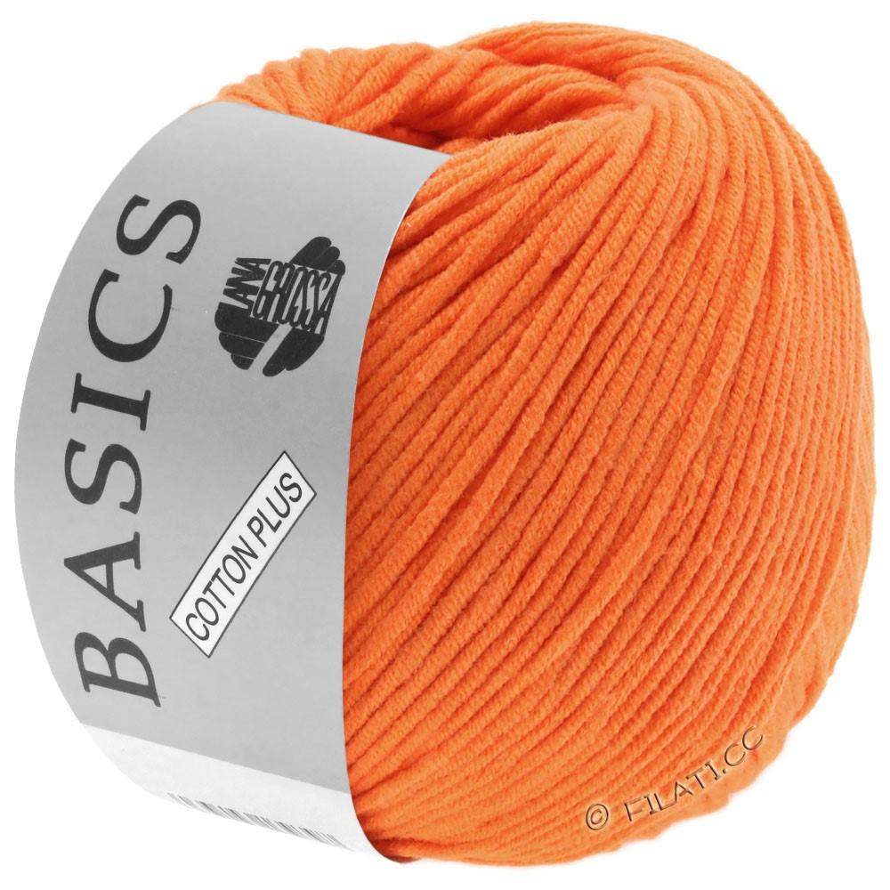 Lana Grossa COTTON PLUS | 102-orange
