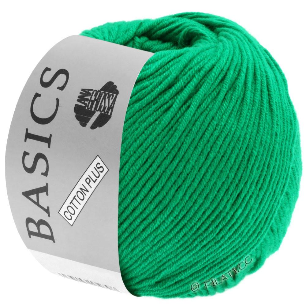 Lana Grossa COTTON PLUS | 110-vert émeraude