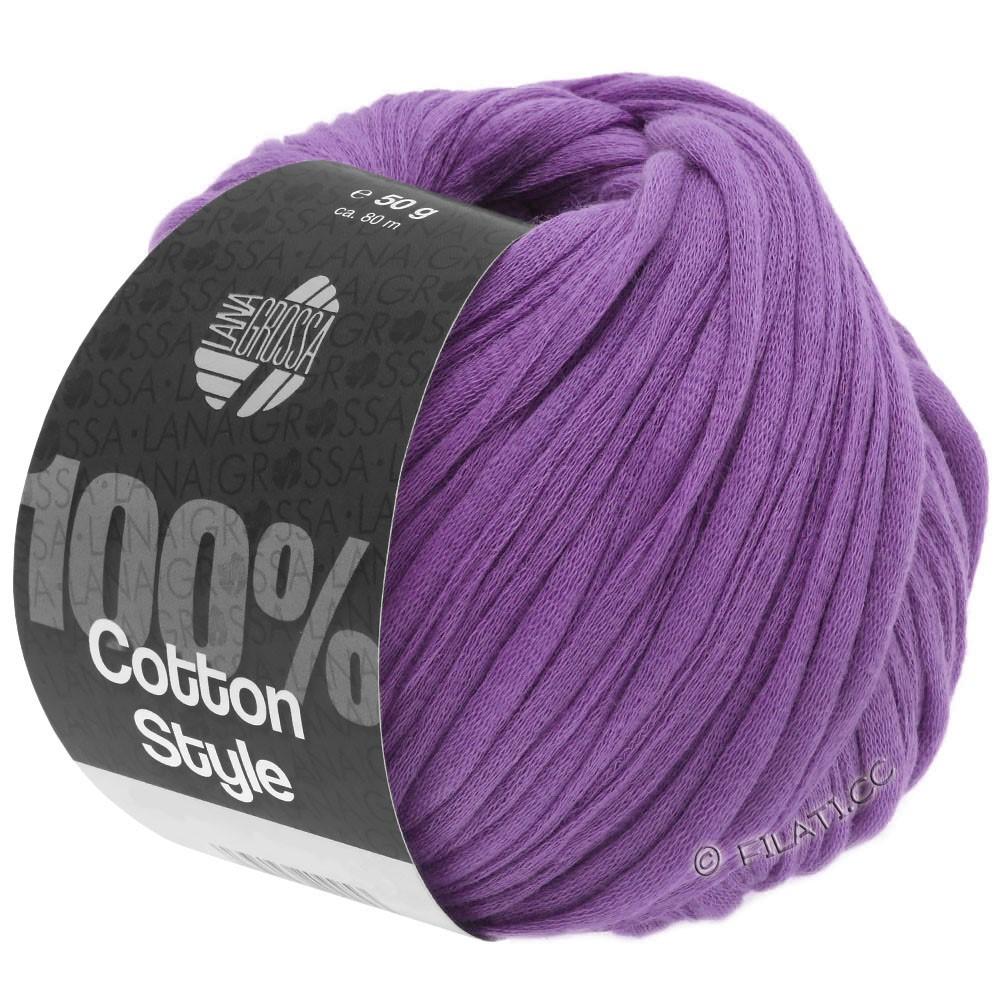 Lana Grossa COTTON STYLE | 19-violet