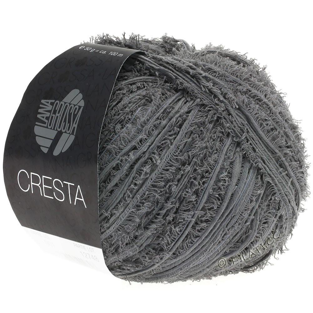 Lana Grossa CRESTA | 01-gris