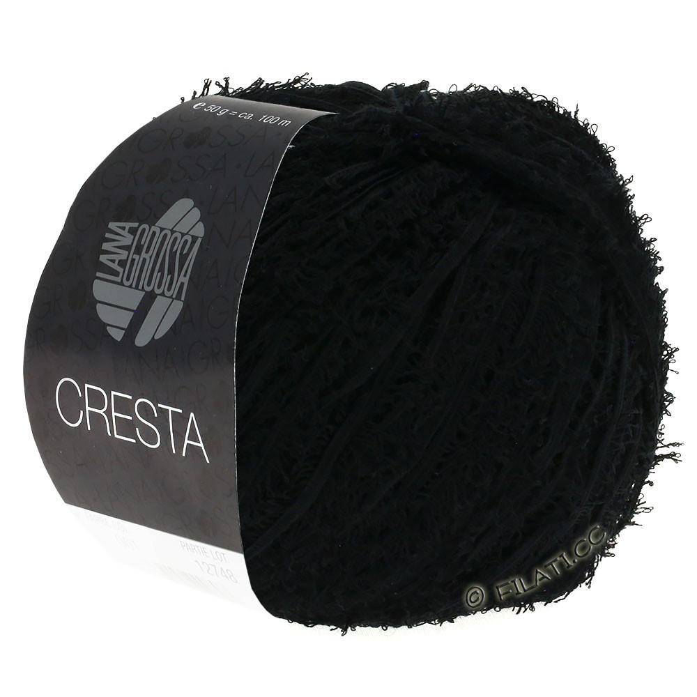 Lana Grossa CRESTA | 06-noir