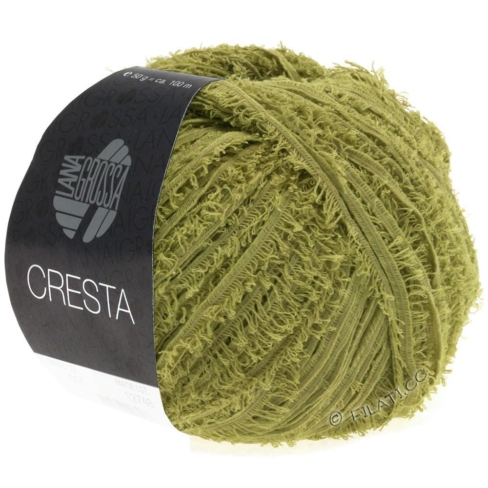 Lana Grossa CRESTA | 10-olive