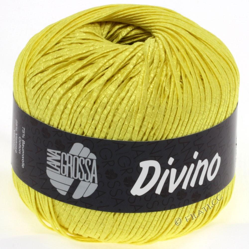 Lana Grossa DIVINO Uni | 41-jaune