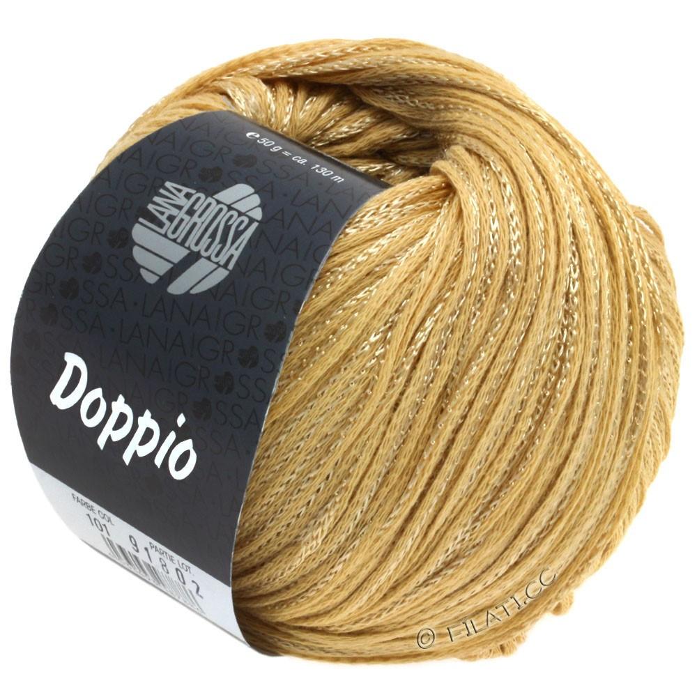 Lana Grossa DOPPIO/DOPPIO Unito | 101-chameau