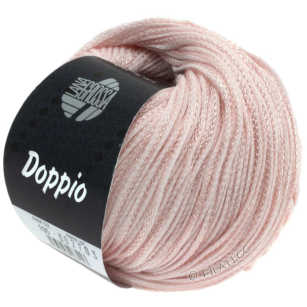 Lana Grossa DOPPIO/DOPPIO Unito | 105-rosé