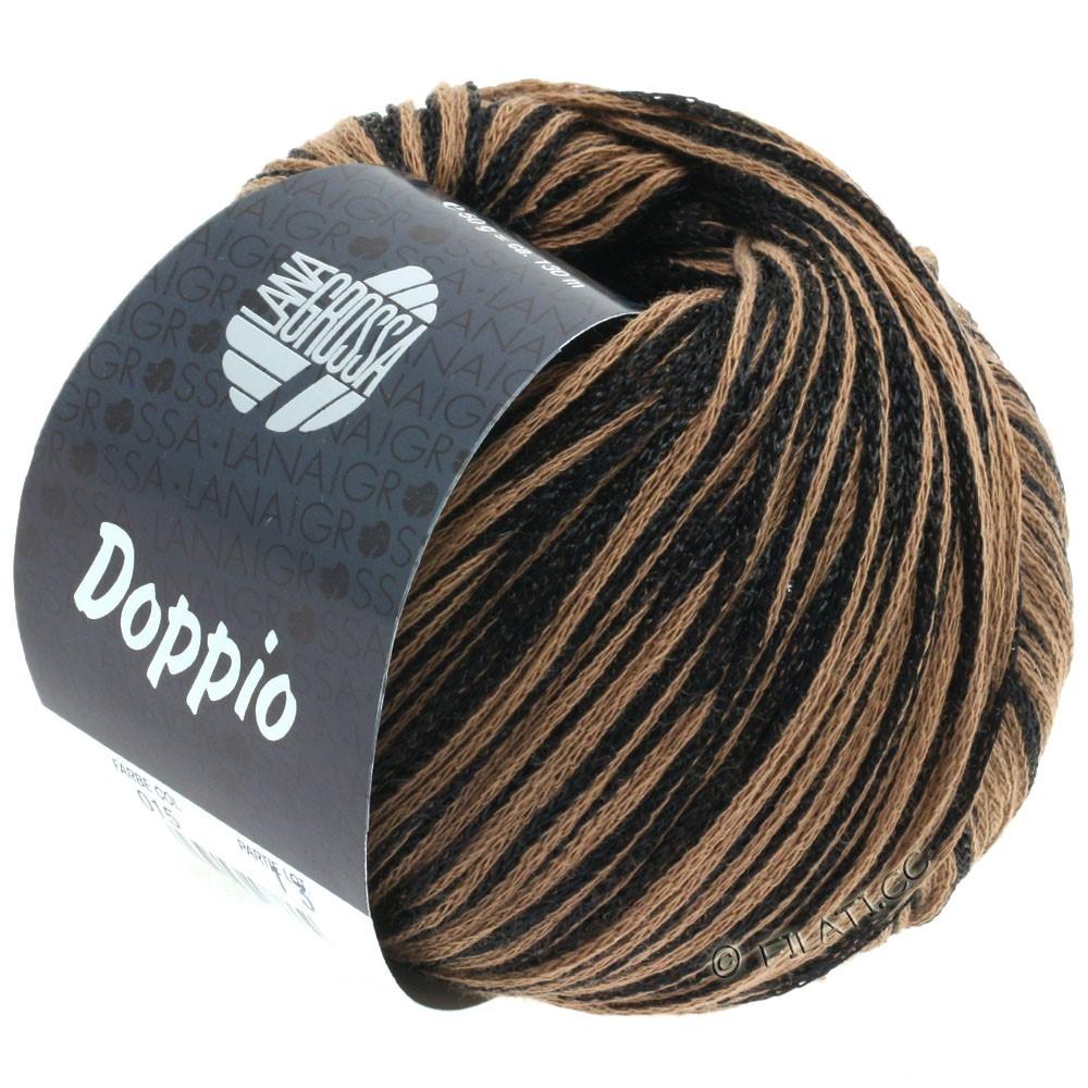 Lana Grossa DOPPIO/DOPPIO Unito | 015-noir/brun