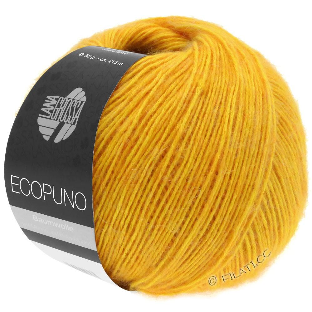 Lana Grossa ECOPUNO | 04-jaune