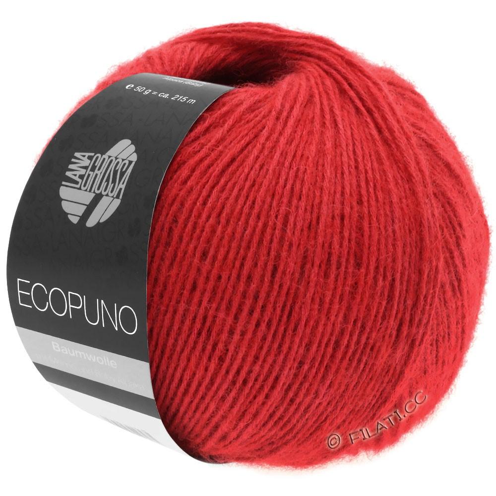 Lana Grossa ECOPUNO | 06-rouge