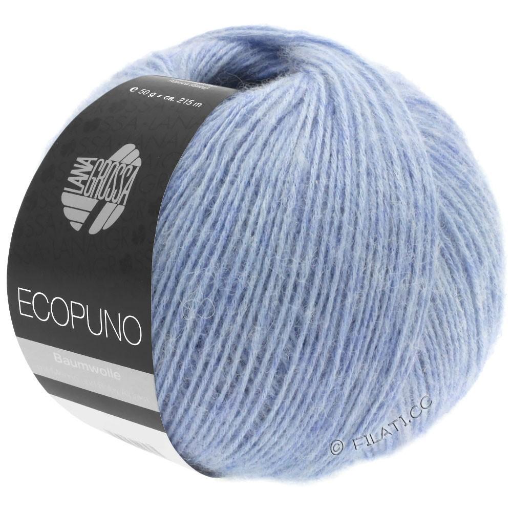 Lana Grossa ECOPUNO | 13-bleu clair