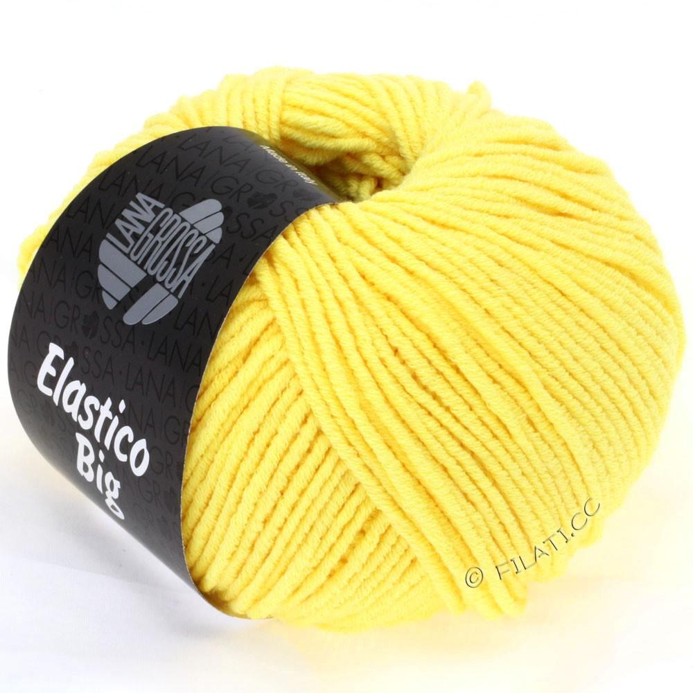 Lana Grossa ELASTICO Big | 09-jaune