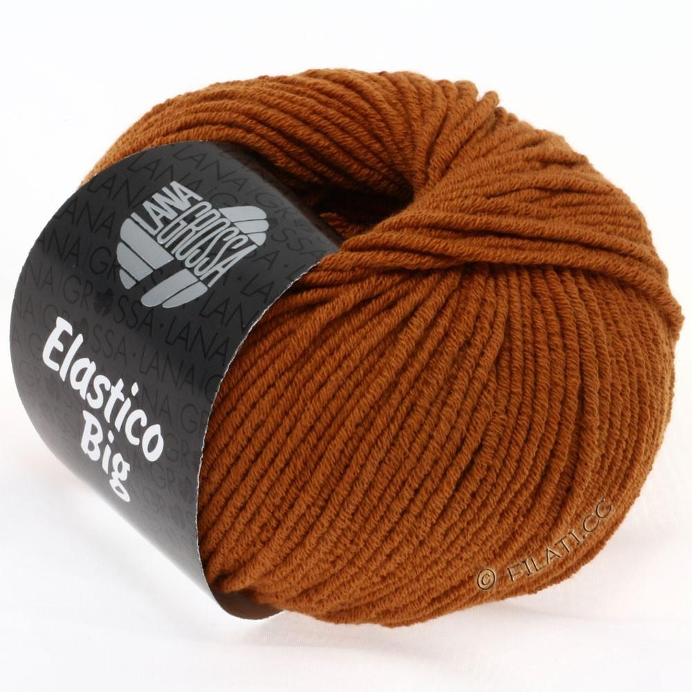 Lana Grossa ELASTICO Big | 39-brun de cannelle