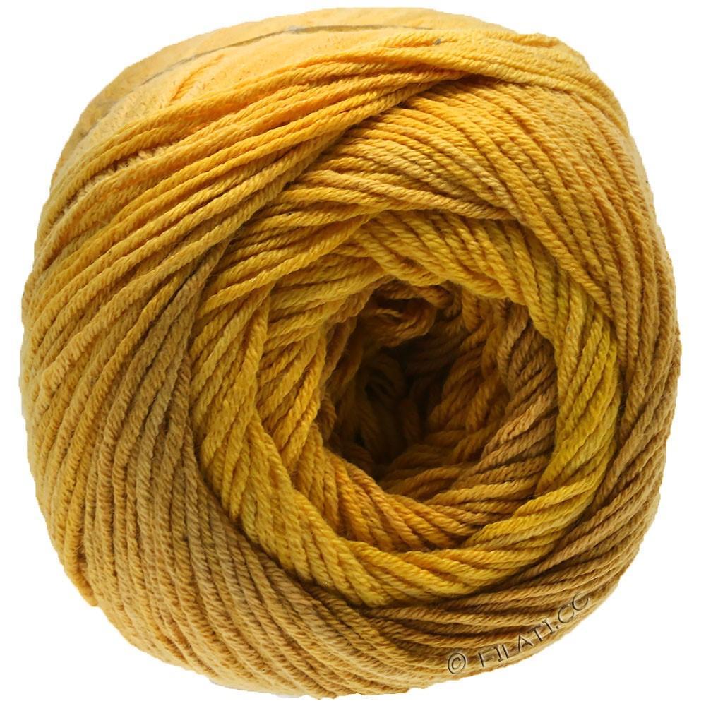 Lana Grossa ELASTICO Degradé | 713-jaune vitellus/jaune sable/jaune genêt