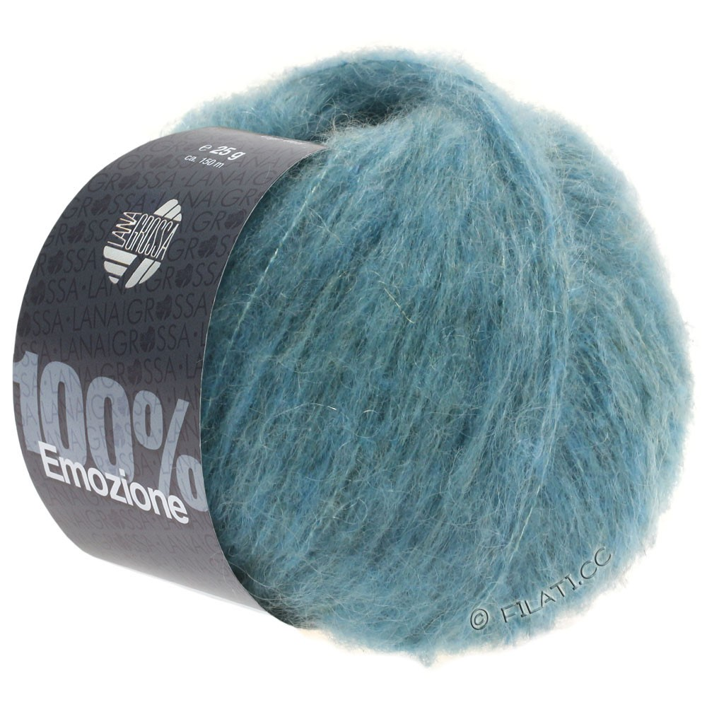 Lana Grossa EMOZIONE | 14-turquoise