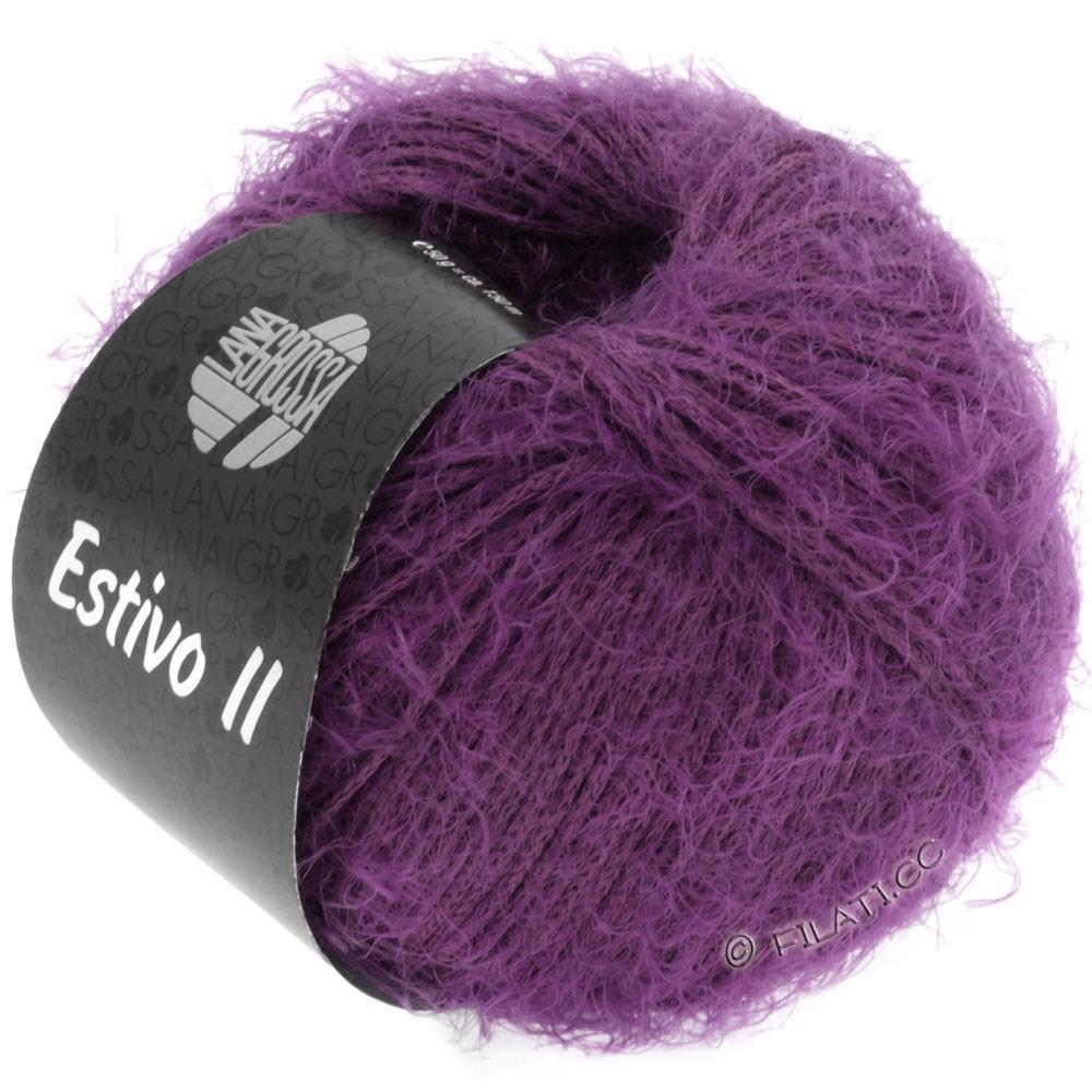 Lana Grossa ESTIVO II | 18-violet foncé