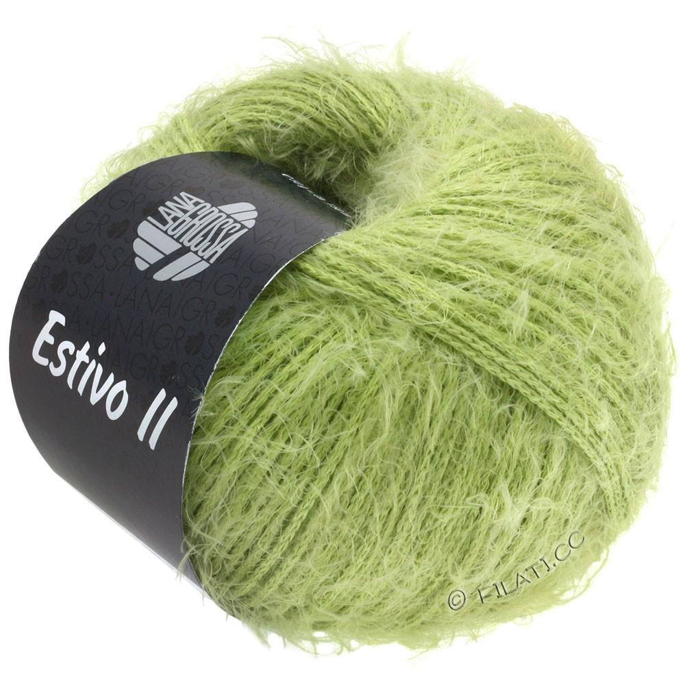 Lana Grossa ESTIVO II | 31-vert jaune