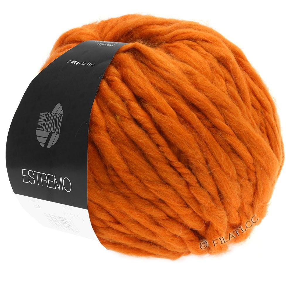 Lana Grossa ESTREMO | 05-orange terre cuite