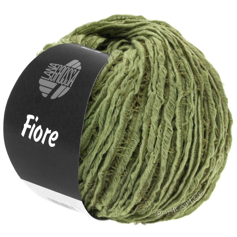 Lana Grossa FIORE | 08-vert foin