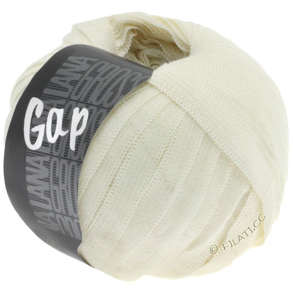 Lana Grossa GAP   01-blanc