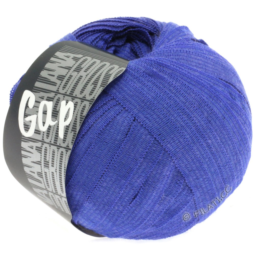 Lana Grossa GAP   15-bleu foncé
