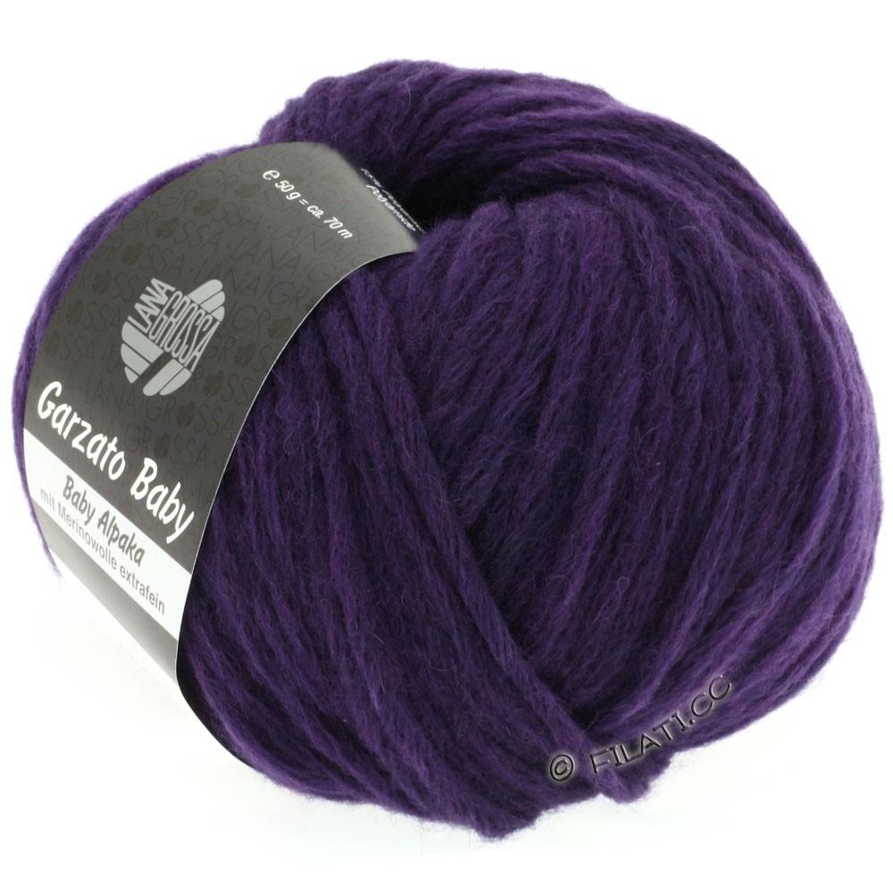 Lana Grossa GARZATO Baby | 06-violet bleu foncé