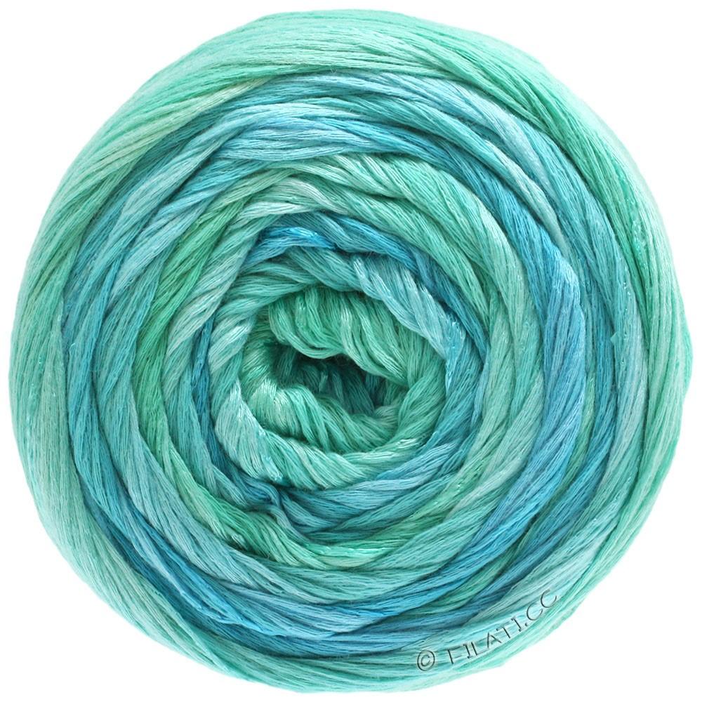 Lana Grossa GOMITOLO ESTATE | 305-turquoise/bleu clair/aqua/menthe