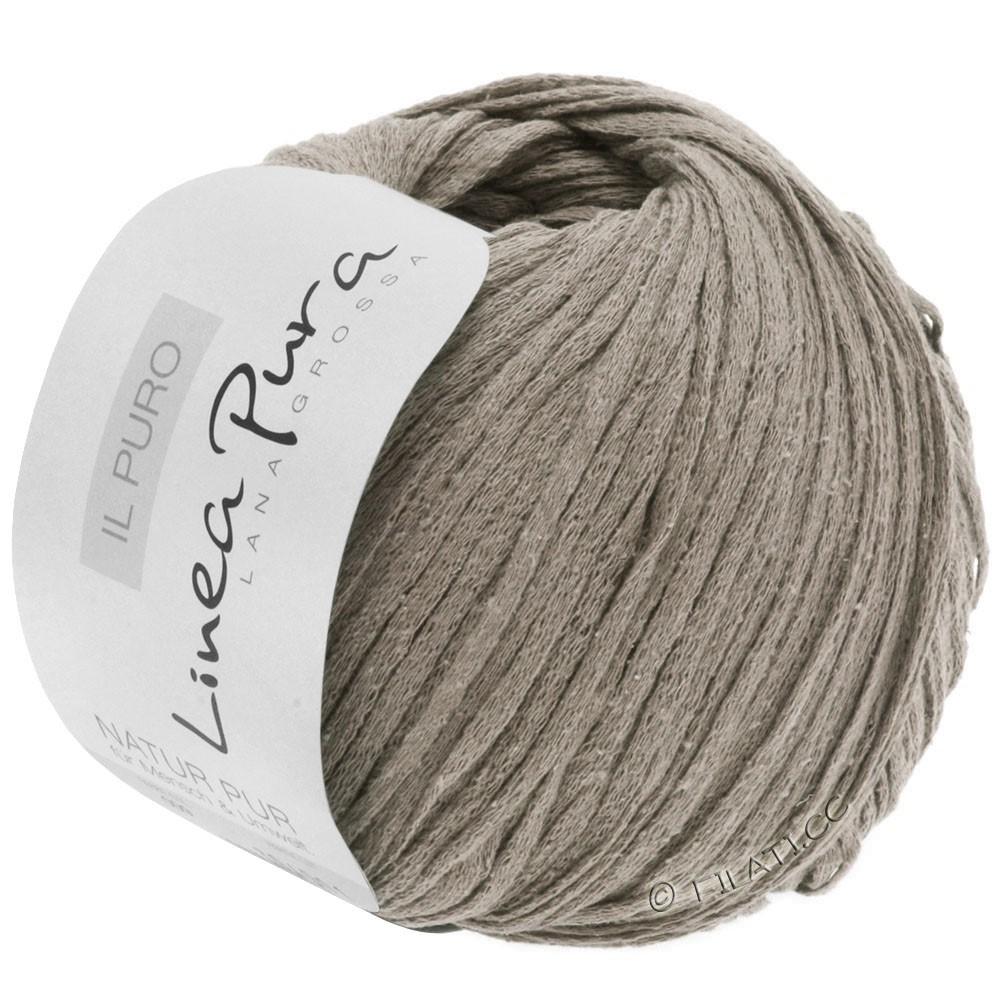 Lana Grossa IL PURO (Linea Pura) | 21-brun gris