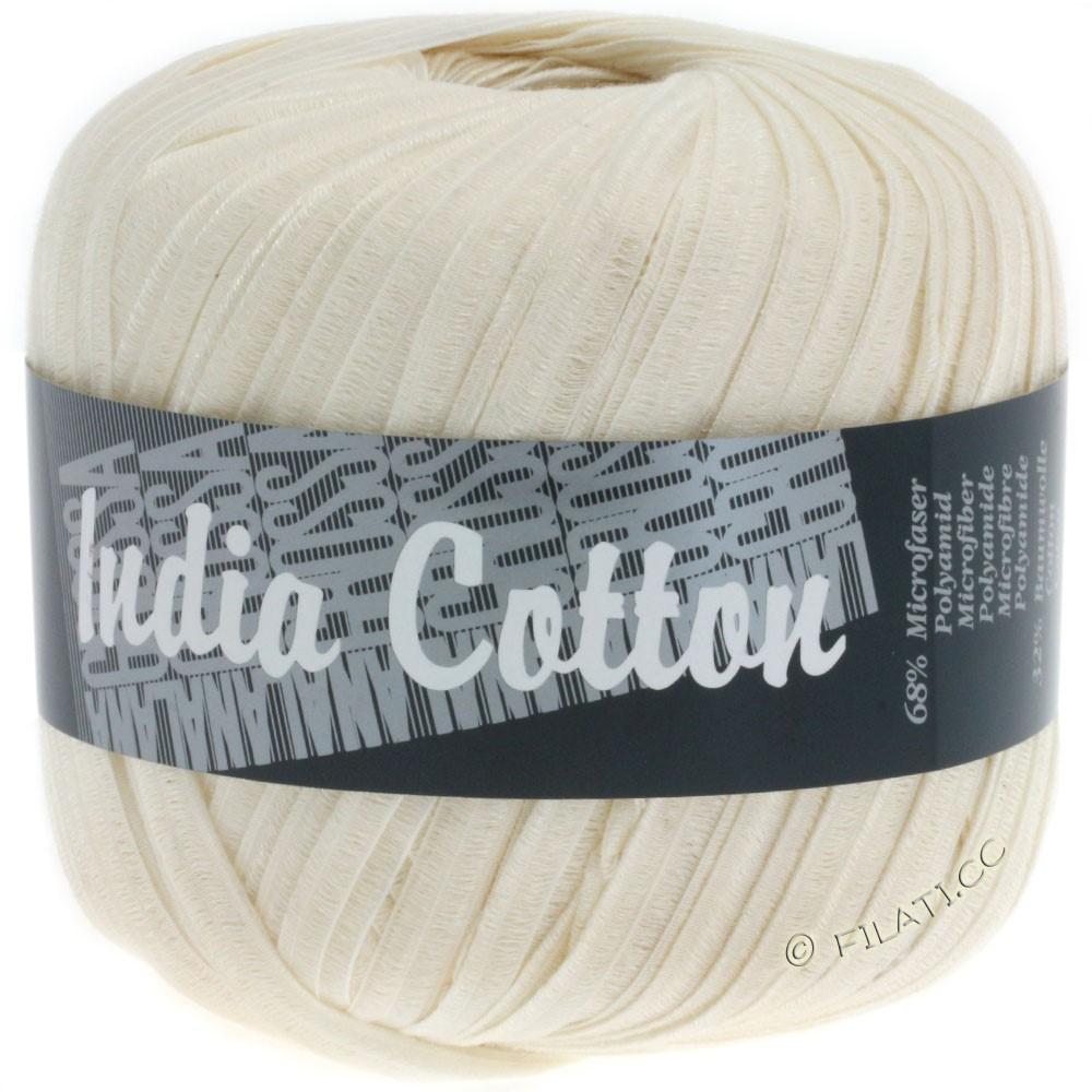 Lana Grossa INDIA Cotton Uni/Print | 201-nature