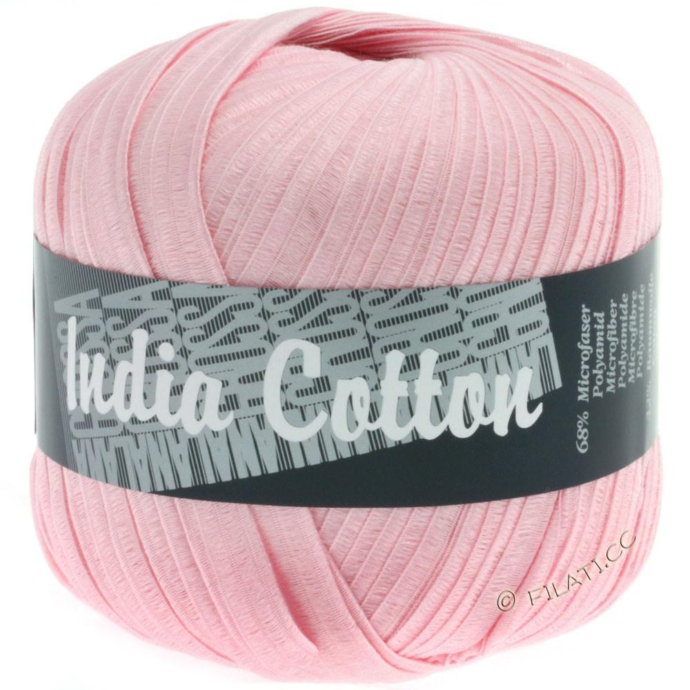 Lana Grossa INDIA Cotton Uni/Print | 205-rosé