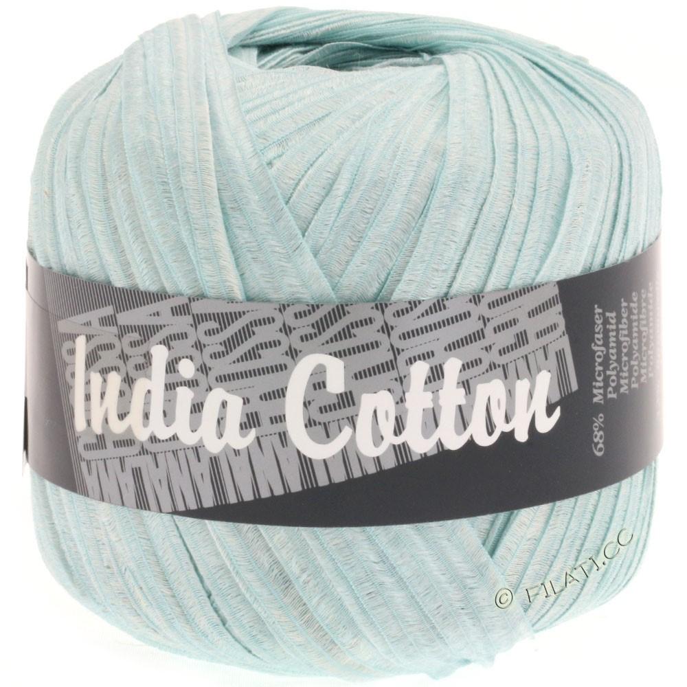 Lana Grossa INDIA Cotton Uni/Print | 209-menthe