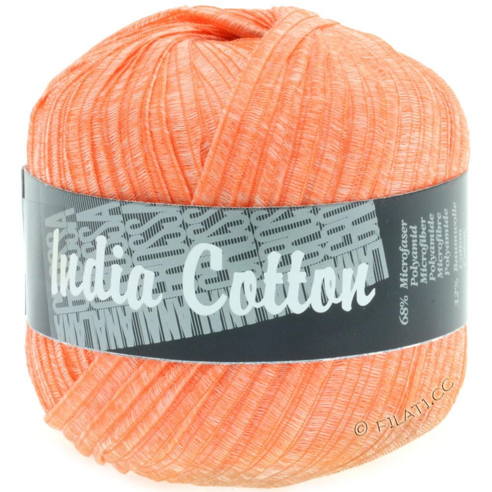 Lana Grossa INDIA Cotton Uni/Print | 213-saumon