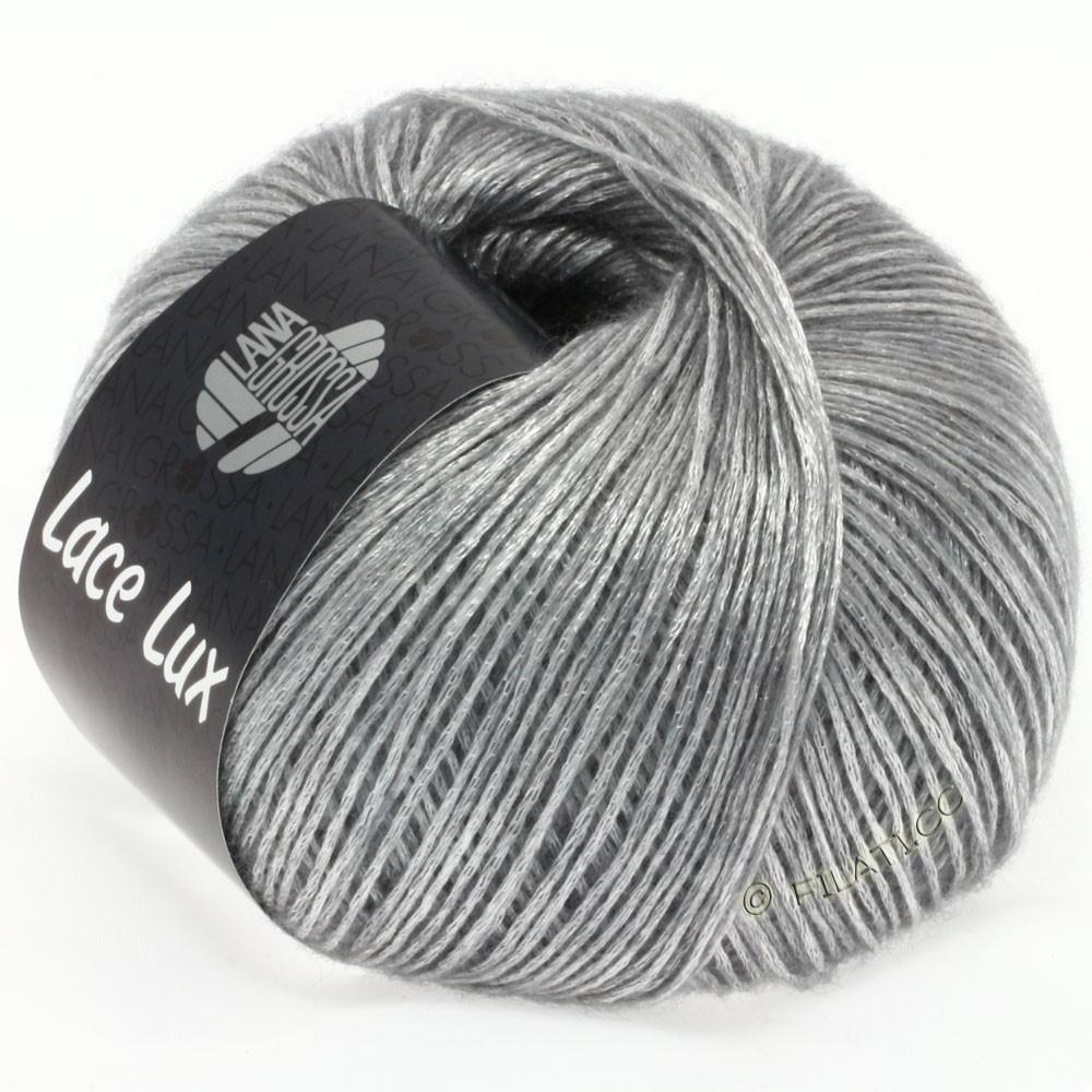 Lana Grossa LACE Lux | 11-gris clair chiné