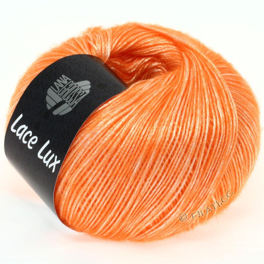 Lana Grossa LACE Lux | 30-orange néon chiné