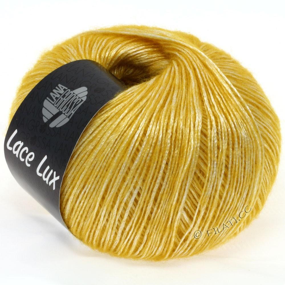 Lana Grossa LACE Lux | 33-jaune vitellus chiné