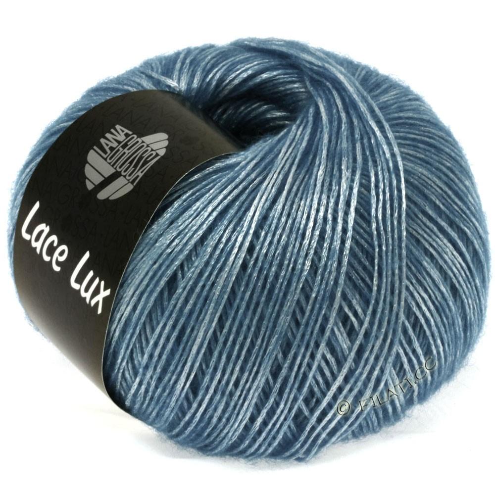 Lana Grossa LACE Lux | 37-bleu clair chiné