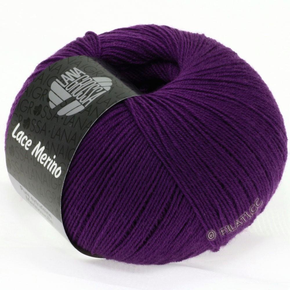 Lana Grossa LACE Merino  Uni   37-violet